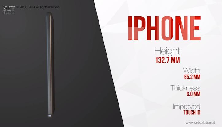 iPhone 6 4.7インチモデル