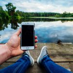 jamie-street-unsplash-iphone-at-the-lake
