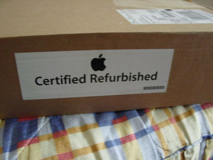 Refurbished mac