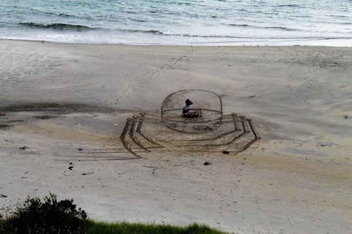 Sand Illusions