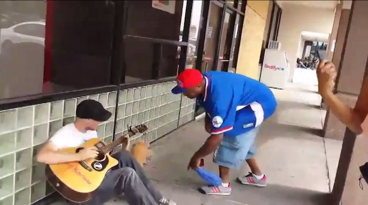 Amazing jam session