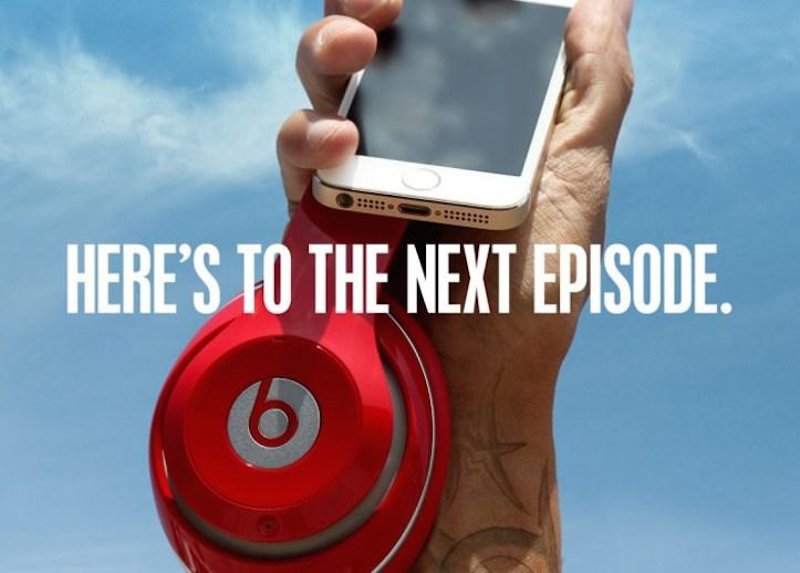 Apple buys beats music