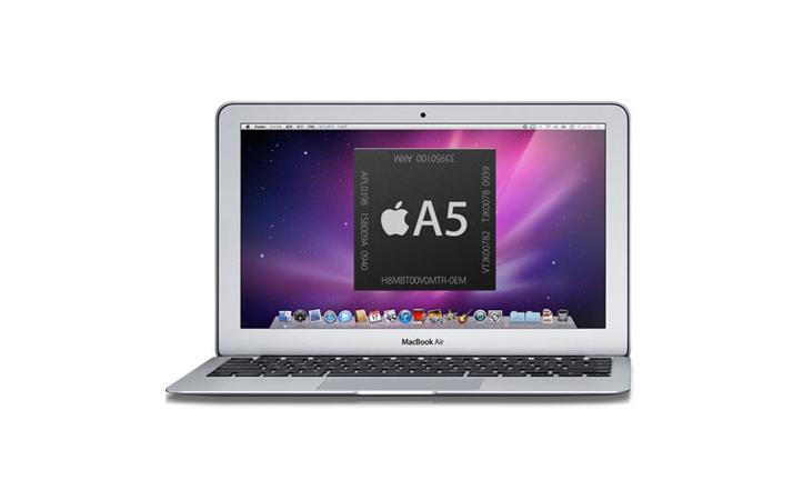 Arm based macs