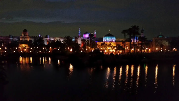 Disney sea with galaxy s5