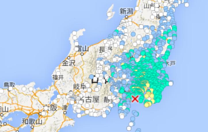 伊豆大島近海地震 (2014年)