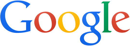 Google logo after