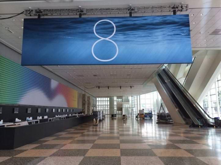 iOS 8 Logos Coming