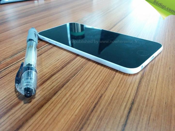 「iPhone 6」のプロトタイプの最終盤