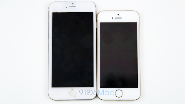 iPhone 6のディスプレイ解像度