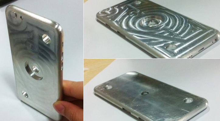 iPhone 6 Aluminum