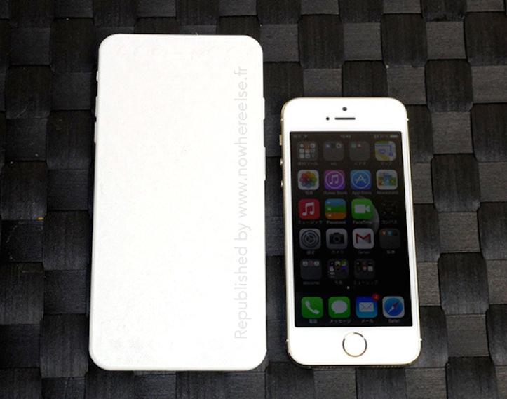 iPhone 6の5.5インチモデル