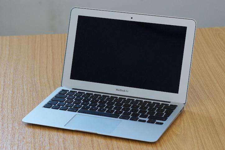 Macbook air is so cool