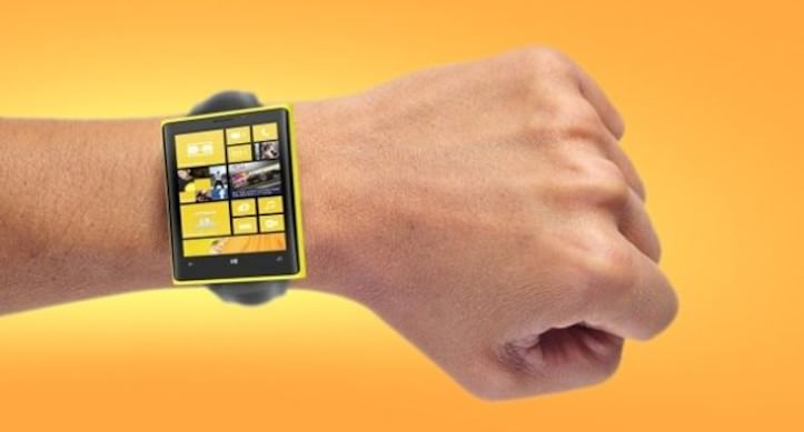 Microsoft smartwatch coming sometime