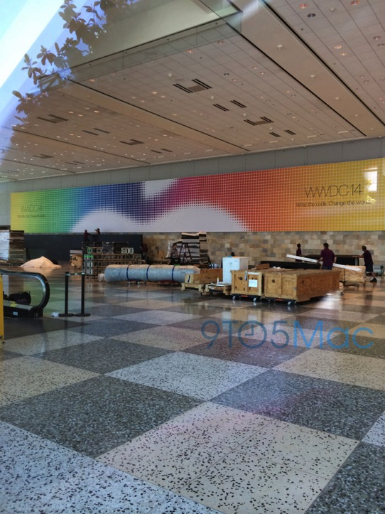 WWDC 2014 banners