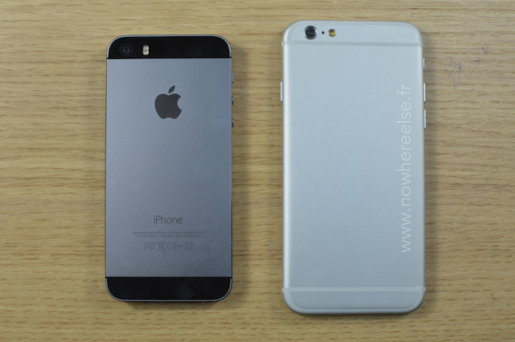 iPhone 6 mockup from nowhereelse.fr