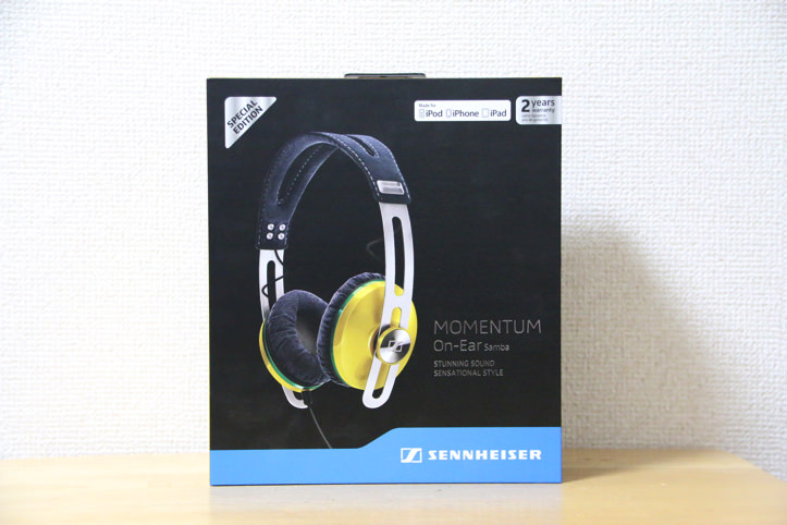 Sennheiser momentum on ear Samba