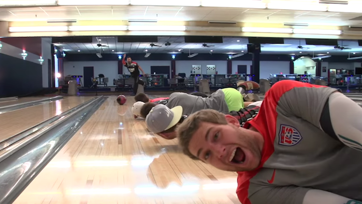 Amazing bowling techniques