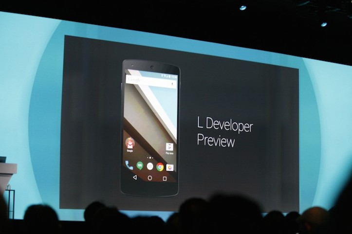 Google io l developer preview