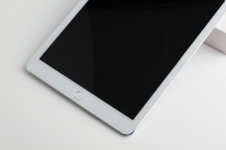 iPad air with touch id
