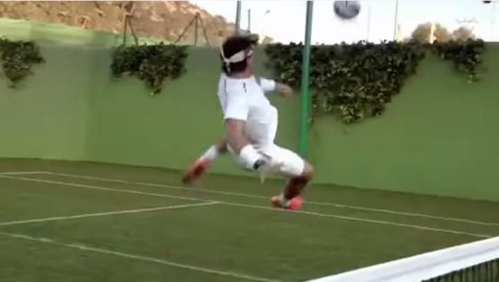 Nike Cristiano Ronaldo vs Rafael Nadal