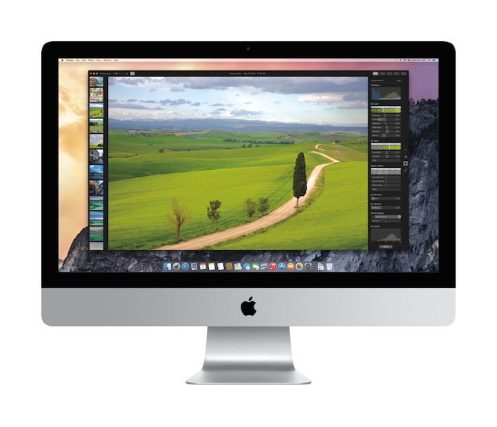 Photos app osx yosemite