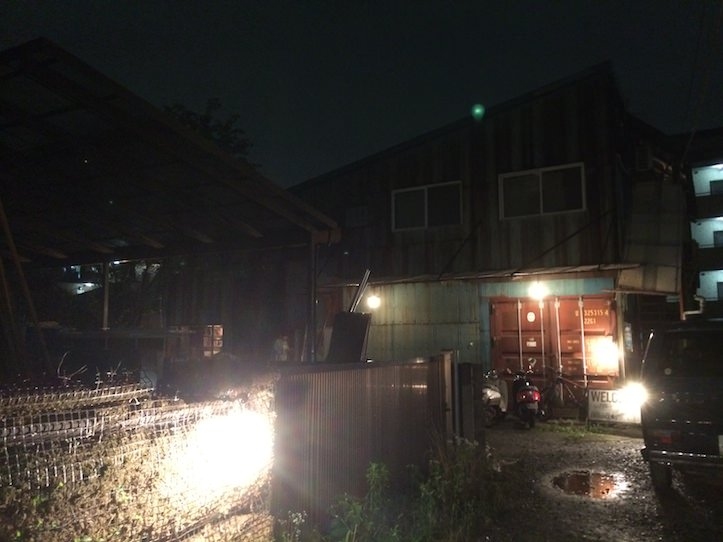 Cafe Soul Tree(二子玉川駅)