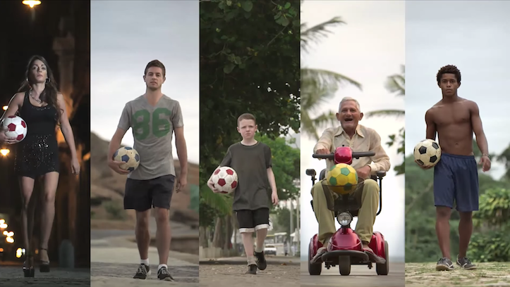 World cup creative ads