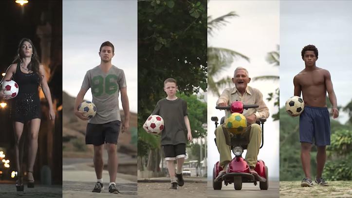 World cup creative ads