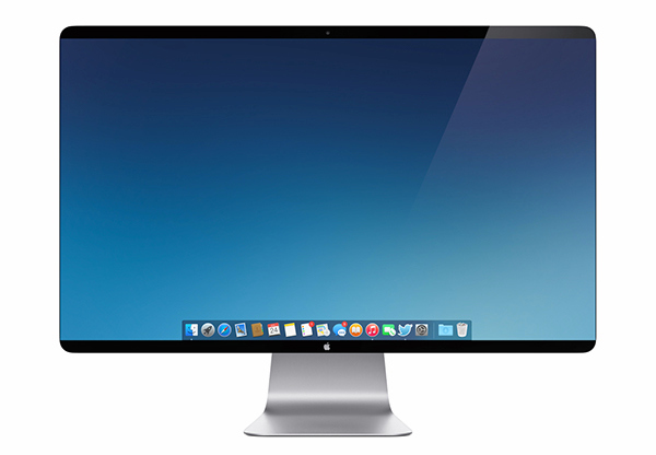 4k thunderbolt display concept