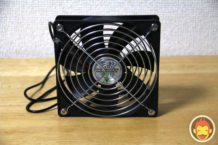 TIMELY USBファン BIGFAN120U for Men