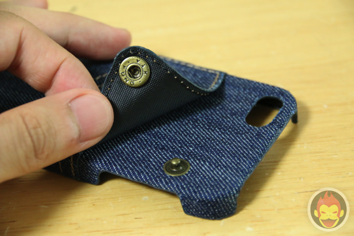 Kalo Apple iPhone5 5S DenimCard