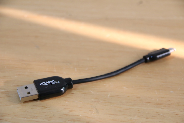 Amazon lightning cable