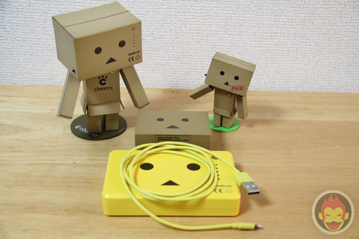 Cheero Power Plus 10400mAh DANBOARD Version FLAVORS