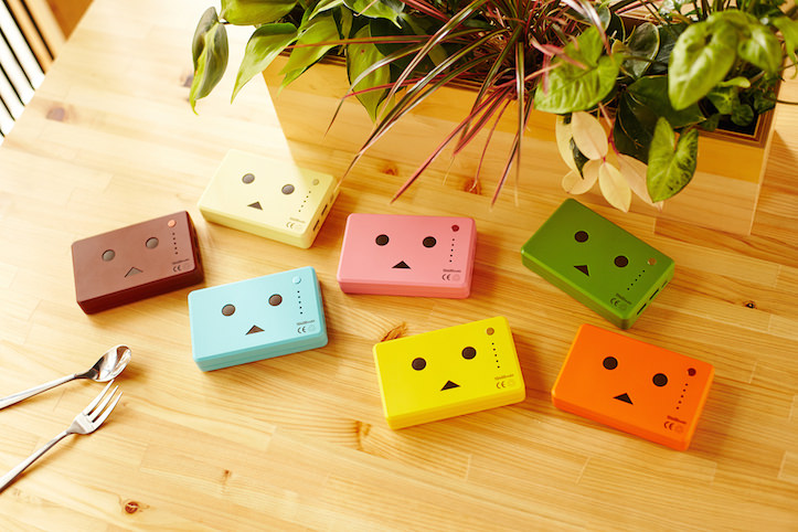 Cheero power plus danboard flavors series