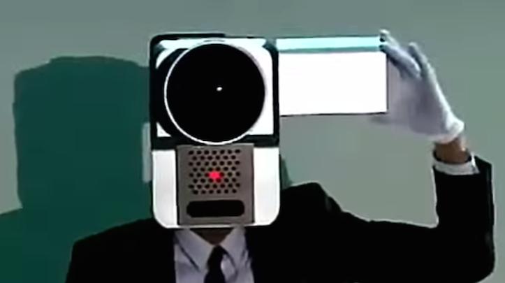 映画泥棒(ことカメラ男)