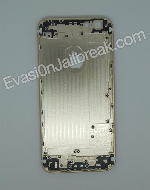 Evasi0n jailbreak iphone 6 inside