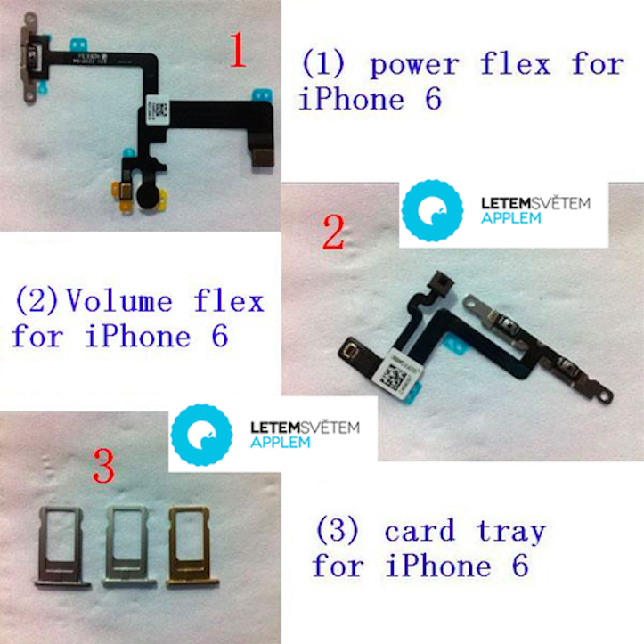 Flex cables sim card