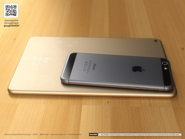IPad Mini 3 and iPhone 6