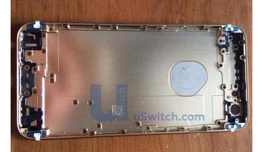 iPhone 6 rear panel apple ロゴ