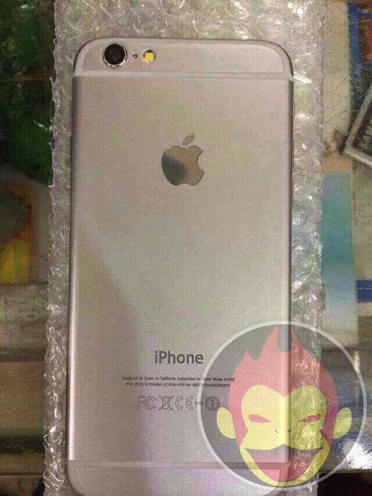 「iPhone 6」のパクリモデル