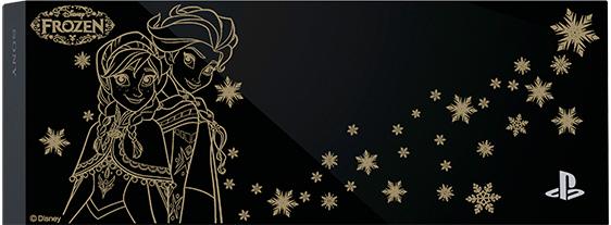 アナと雪の女王コラボのPS4