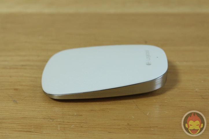 LOGICOOL ウルトラスリム タッチマウス forMac T631