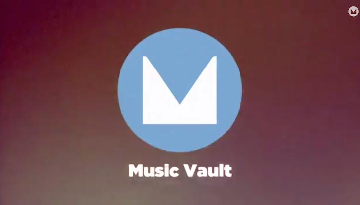 Music Vault on YouTube