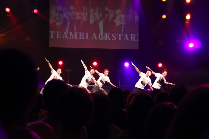 Team black starz