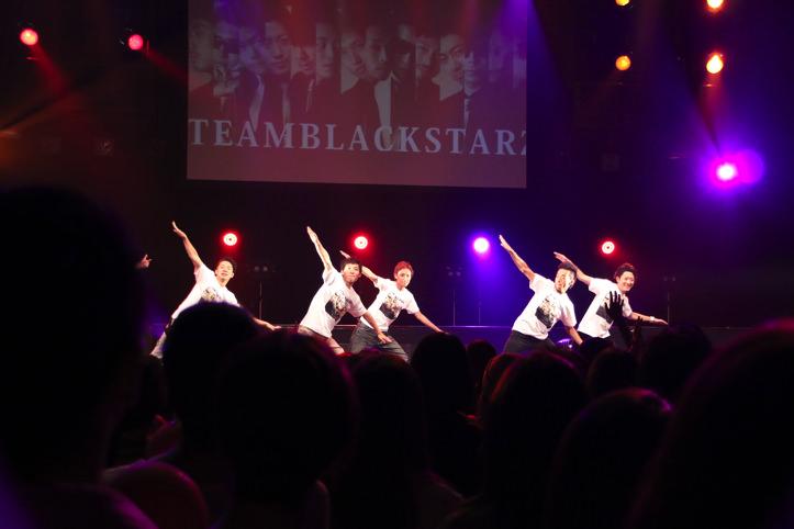 Team black starz