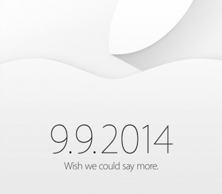 Apple Event Official Release
