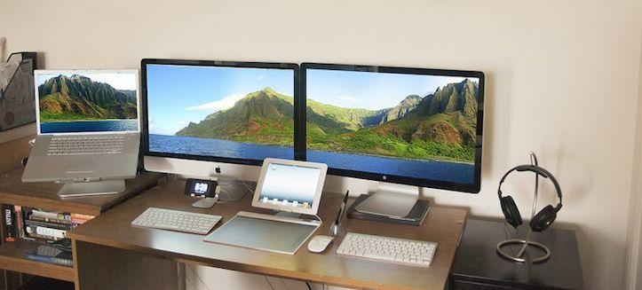 Cool iMac Setups
