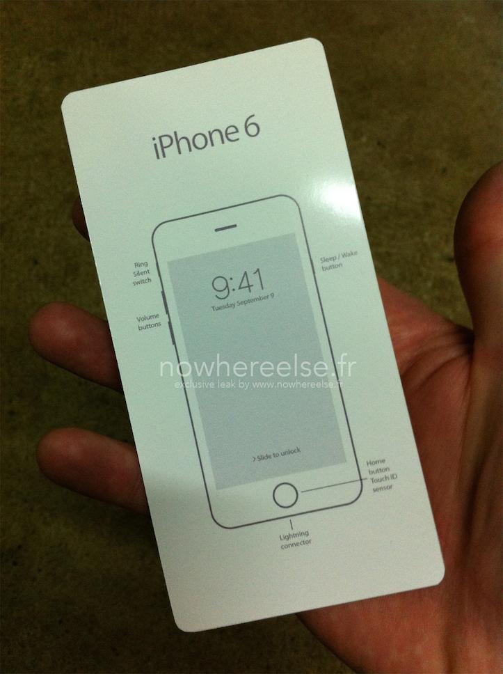 Date Sortie iPhone 6 Guide Utilisation