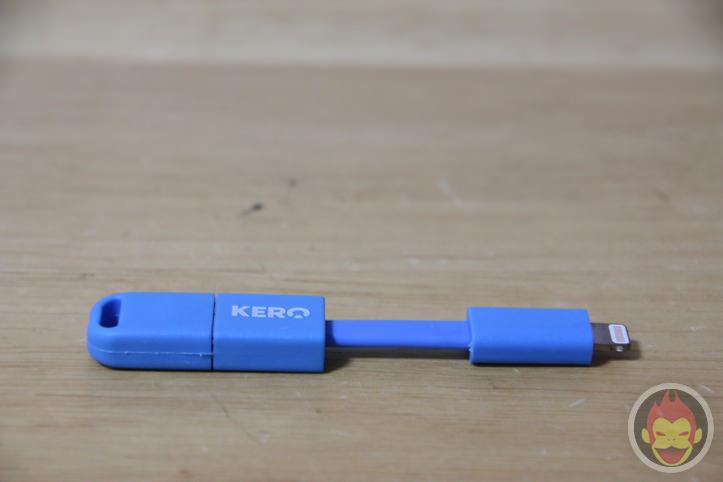 KERO Lightning Nomad Cable