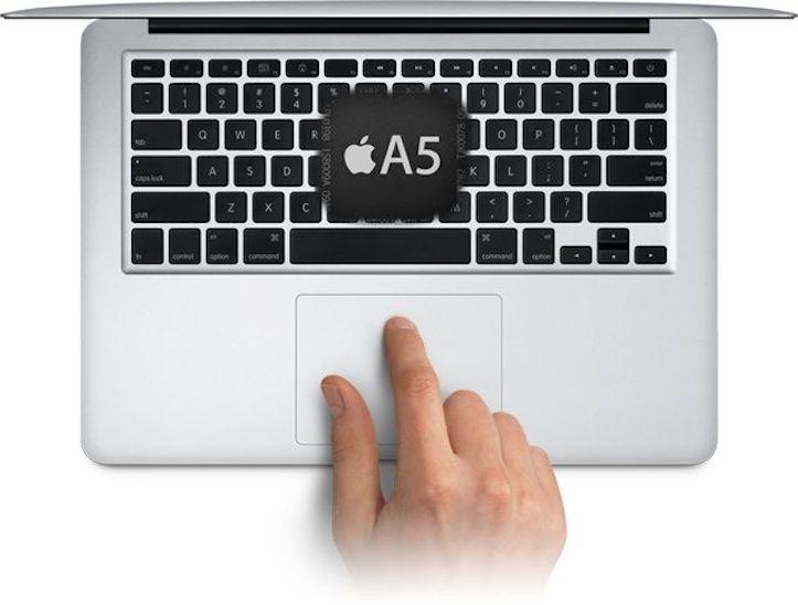 MacBookAir ARM